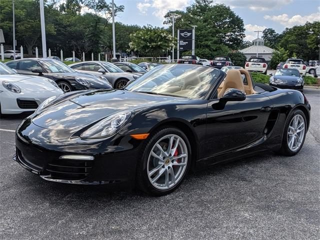 2013 Boxster 2dr Roadster S picture #7