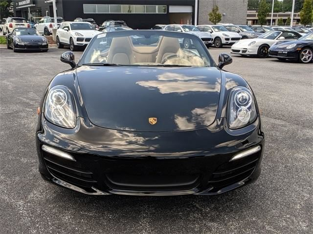 2013 Boxster 2dr Roadster S picture #8