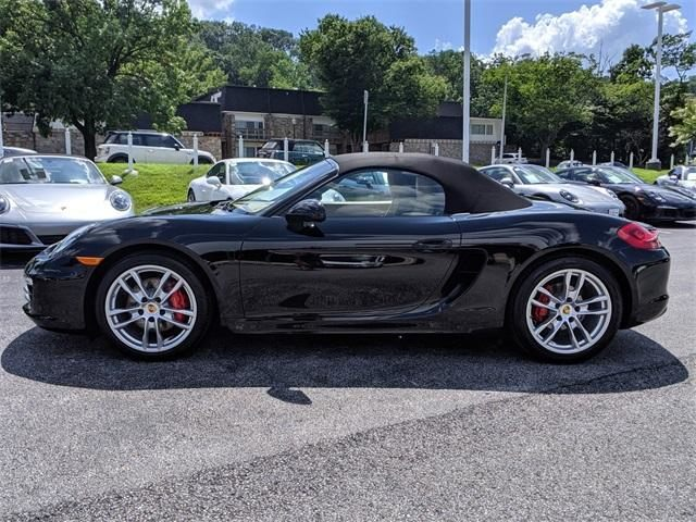 2013 Boxster 2dr Roadster S picture #9