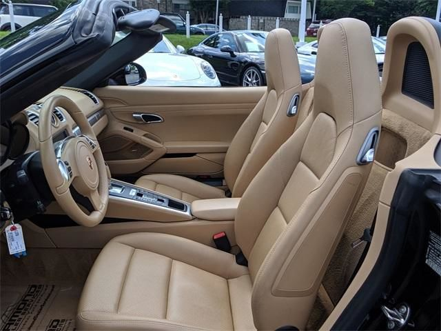2013 Boxster 2dr Roadster S picture #13