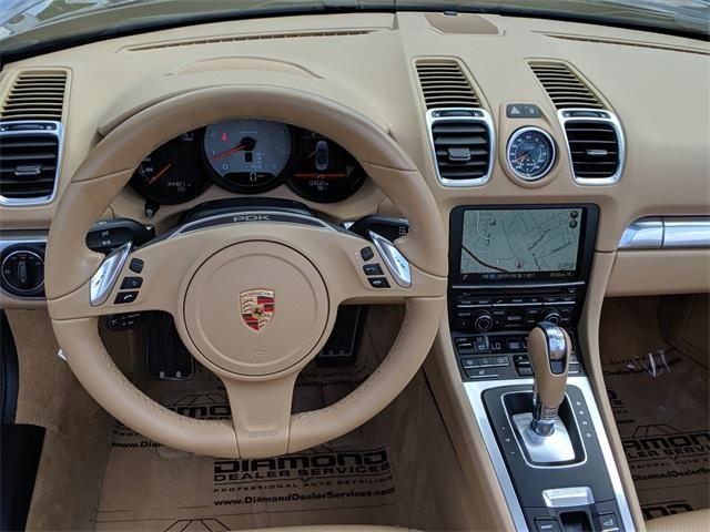 2013 Boxster 2dr Roadster S picture #14