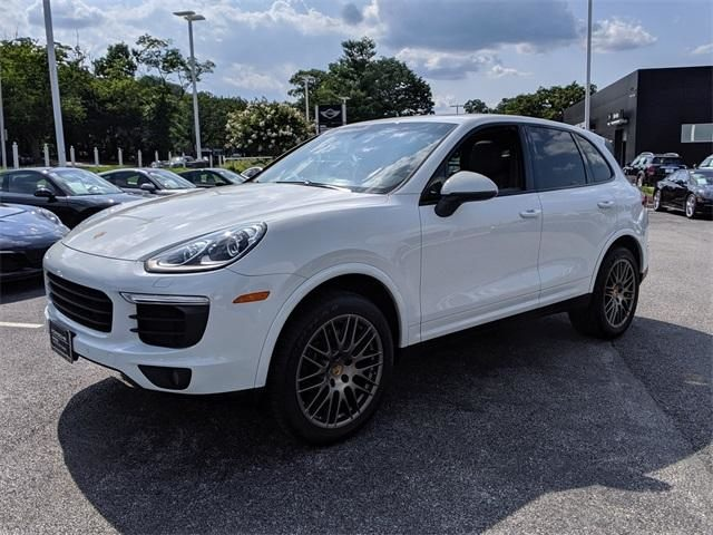 2017 Cayenne AWD picture #7