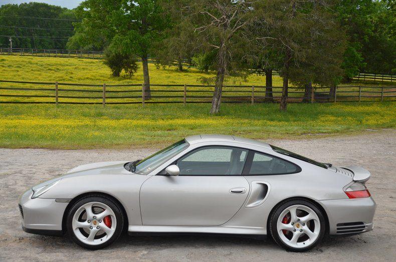 2002 996 Turbo picture #2