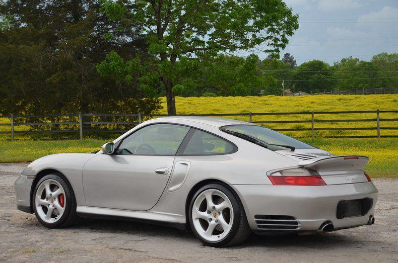 2002 996 Turbo picture #3