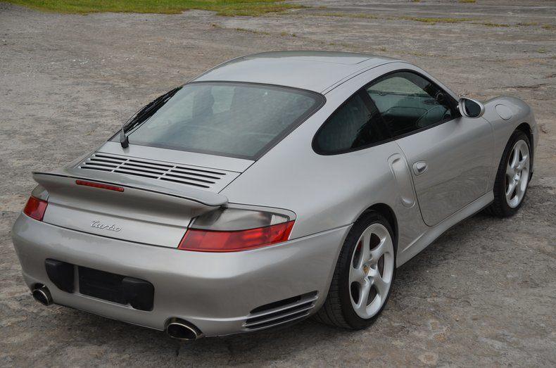 2002 996 Turbo picture #5