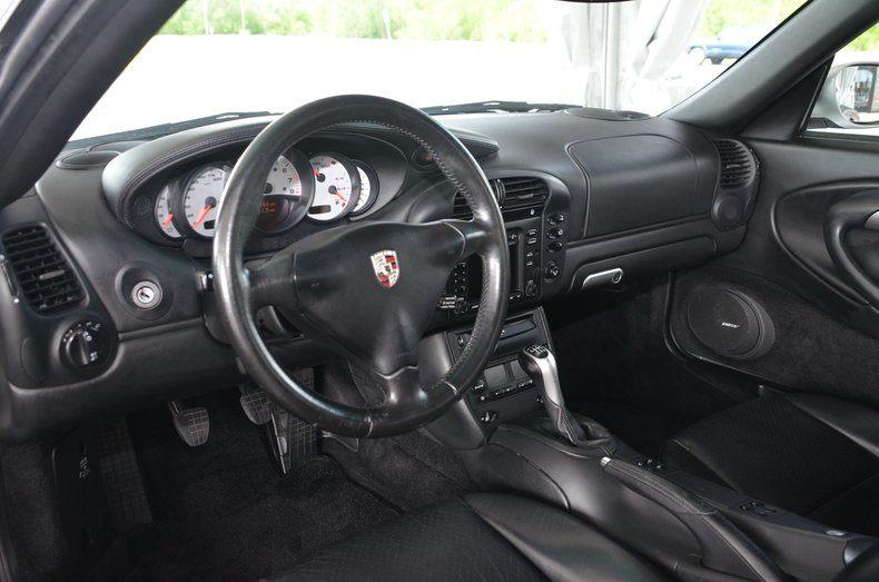 2002 996 Turbo picture #9