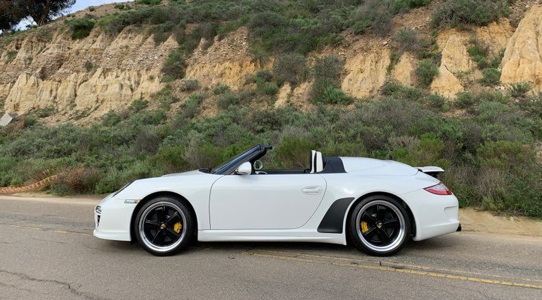 2011 911 Speedster 997.2 997.2 picture #1