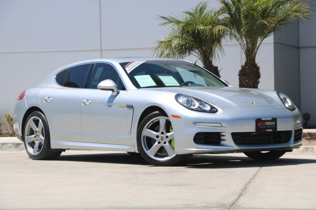 2016 Panamera S E Hybrid In Long Beach Ca Listed On 08 13 19 Porsches For Sale Excellence