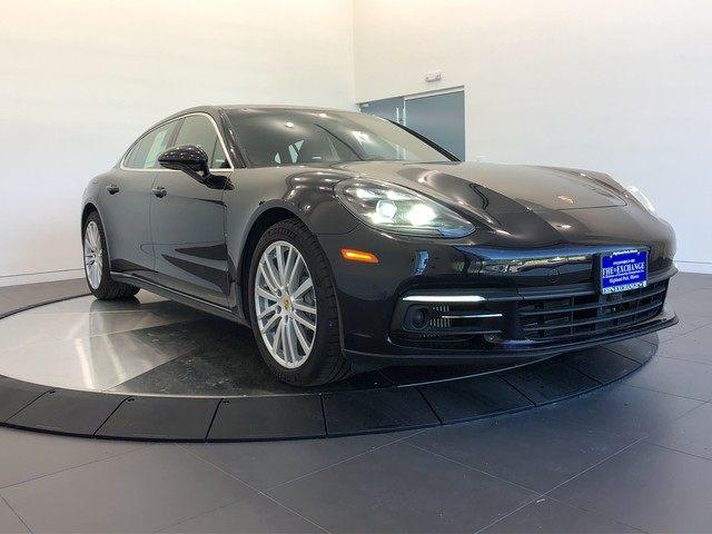 2018 Porsche Panamera 4S Executive picture #1