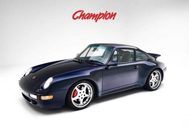 1996 Porsche 911 Carrera 4S 993 picture #1
