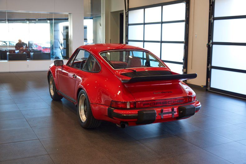 1977 930 Turbo Carrera picture #8