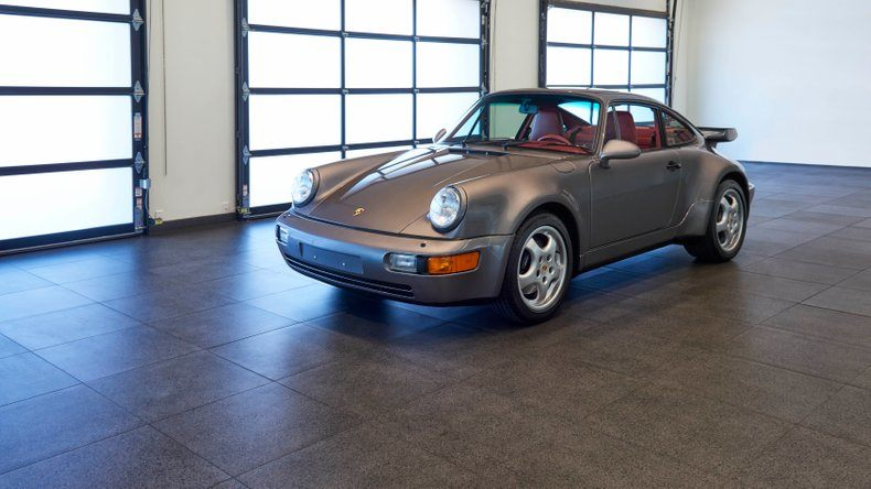 1991 911 C2 Turbo picture #1
