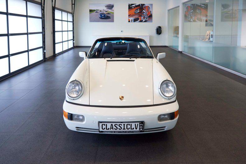 1991 911 Carrera C2 Cab picture #4