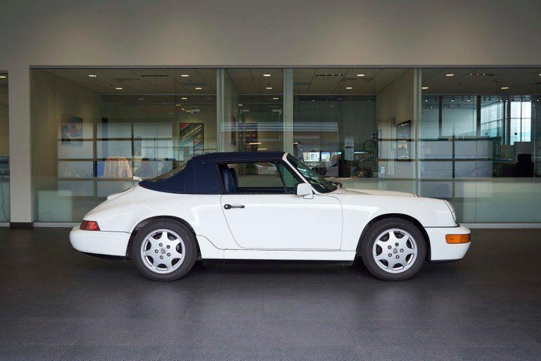 1991 911 Carrera C2 Cab picture #7
