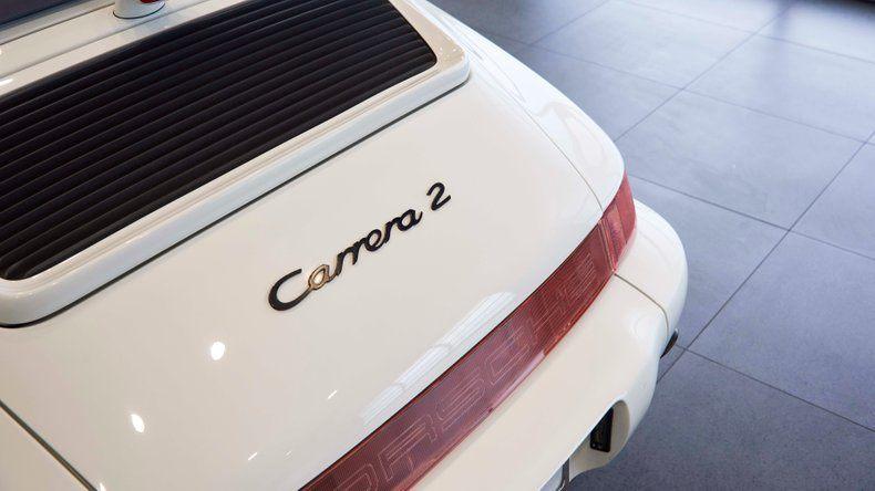 1991 911 Carrera C2 Cab picture #13