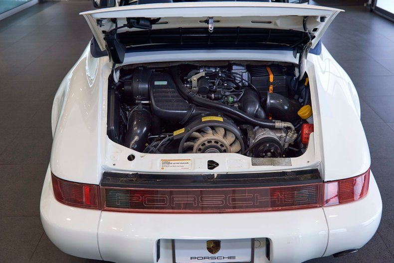 1991 911 Carrera C2 Cab picture #14