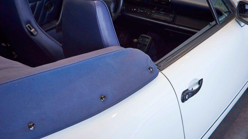 1991 911 Carrera C2 Cab picture #16