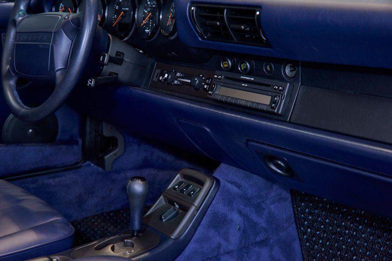1991 911 Carrera C2 Cab picture #18
