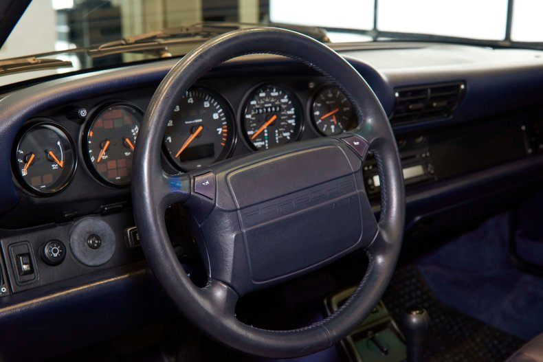 1991 911 Carrera C2 Cab picture #20
