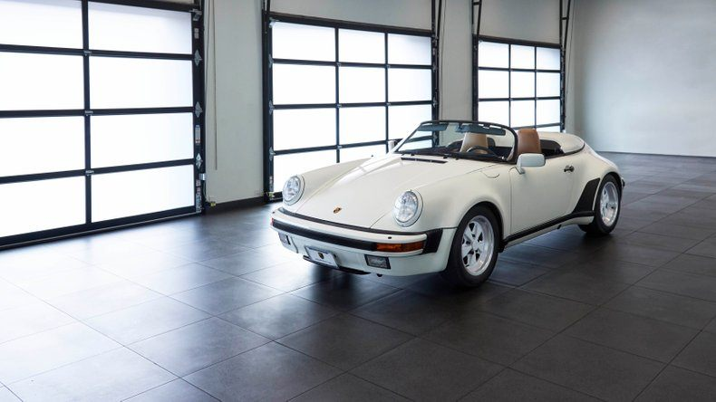 1989 911 Speedster picture #1