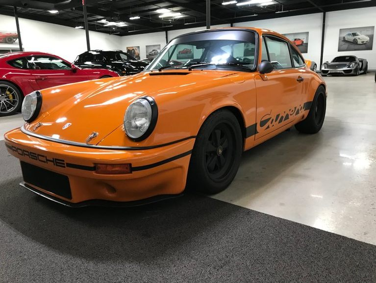 1982 911 3.2L SC Outlaw H/R 3.2L SC Outlaw H/R picture #3