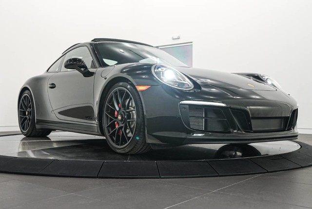 2018 Porsche 911 Carrera 4 GTS picture #1