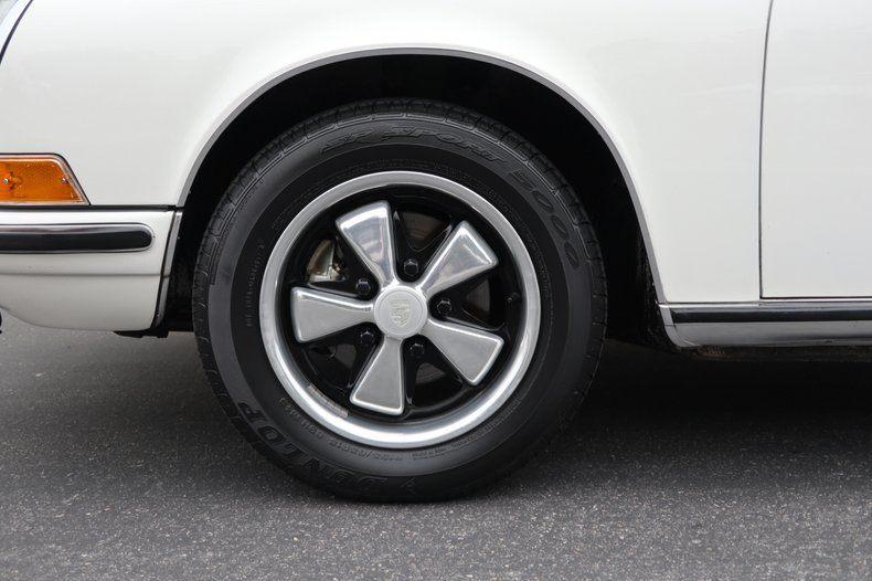 1971 911E Targa Targa picture #7
