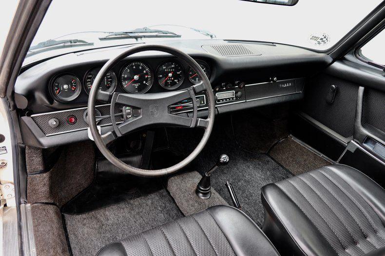 1971 911E Targa Targa picture #10