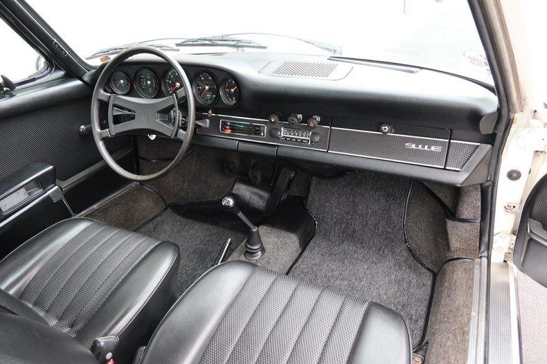 1971 911E Targa Targa picture #15