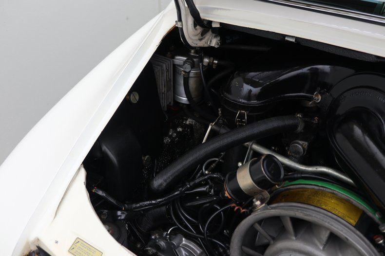 1971 911E Targa Targa picture #17