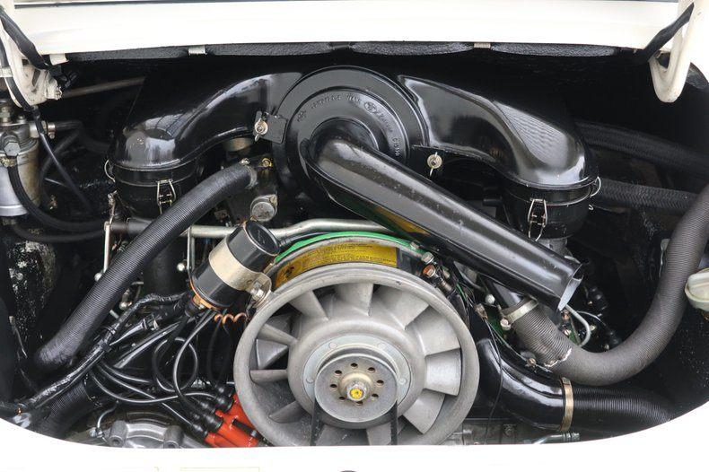 1971 911E Targa Targa picture #18