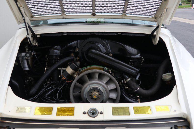 1971 911E Targa Targa picture #19
