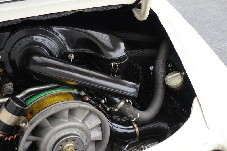 1971 911E Targa Targa picture #20