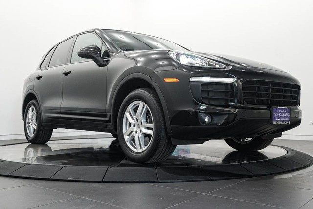 2016 Porsche Cayenne Base picture #1