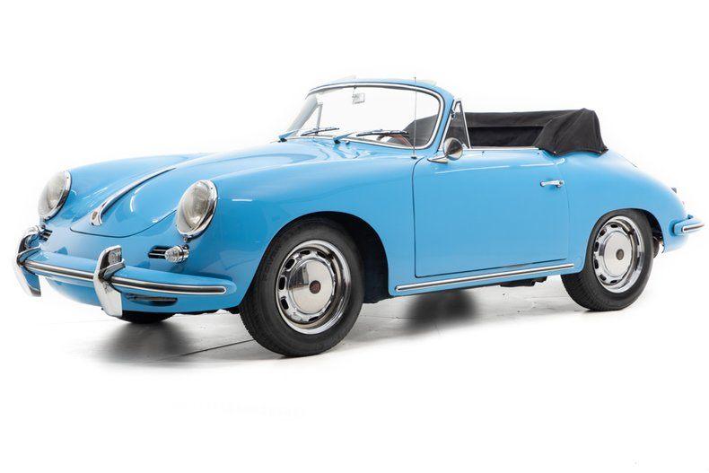 1964 356C Cabriolet picture #1