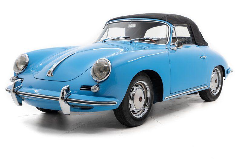 1964 356C Cabriolet picture #2