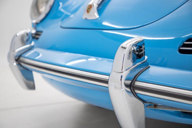 1964 356C Cabriolet picture #3