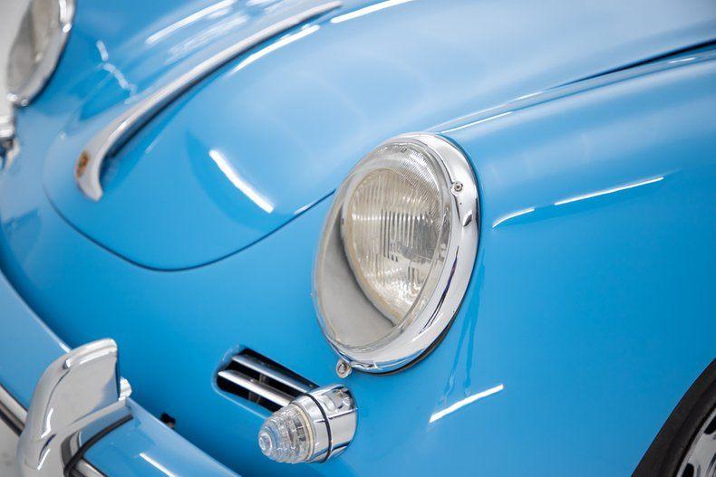 1964 356C Cabriolet picture #4
