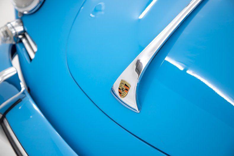 1964 356C Cabriolet picture #5