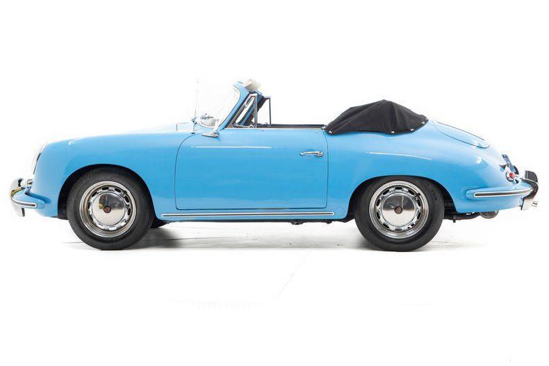 1964 356C Cabriolet picture #8