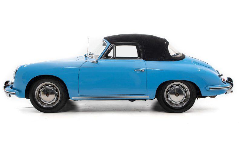 1964 356C Cabriolet picture #9