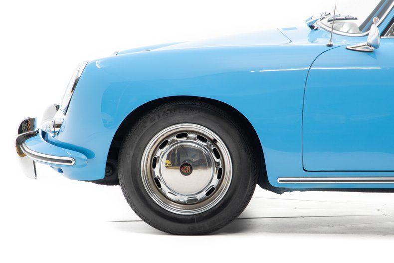 1964 356C Cabriolet picture #10