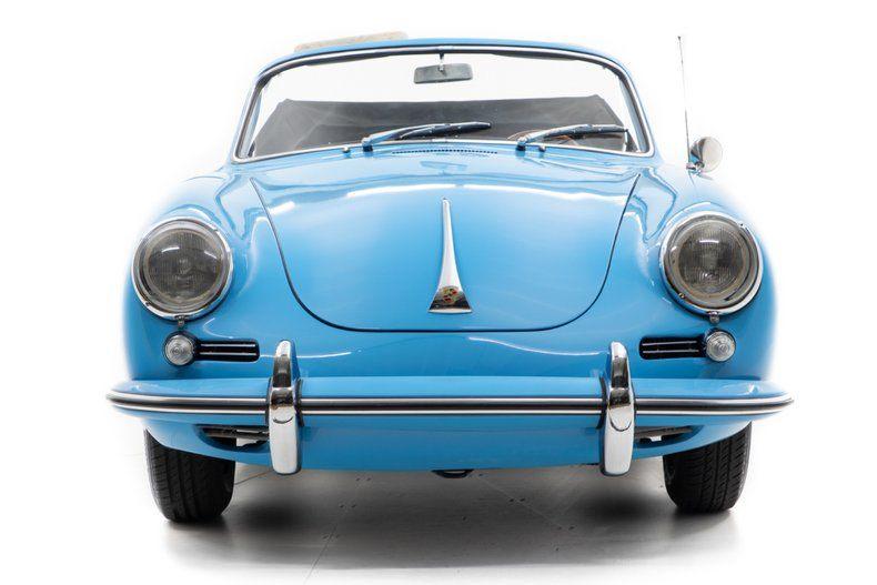 1964 356C Cabriolet picture #12