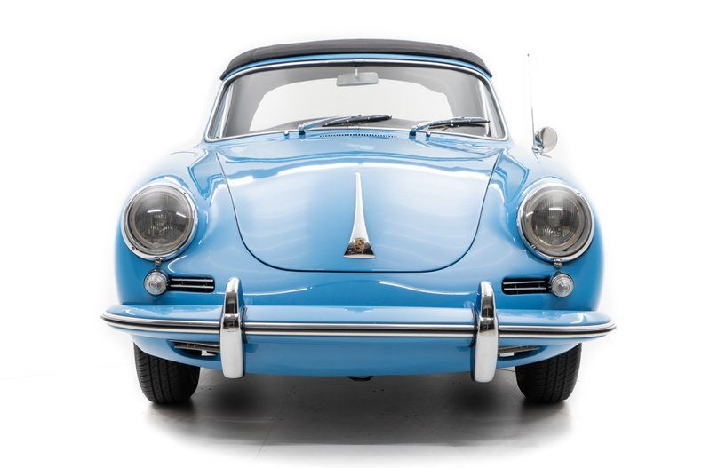 1964 356C Cabriolet picture #13