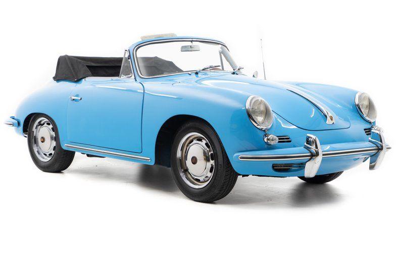 1964 356C Cabriolet picture #14