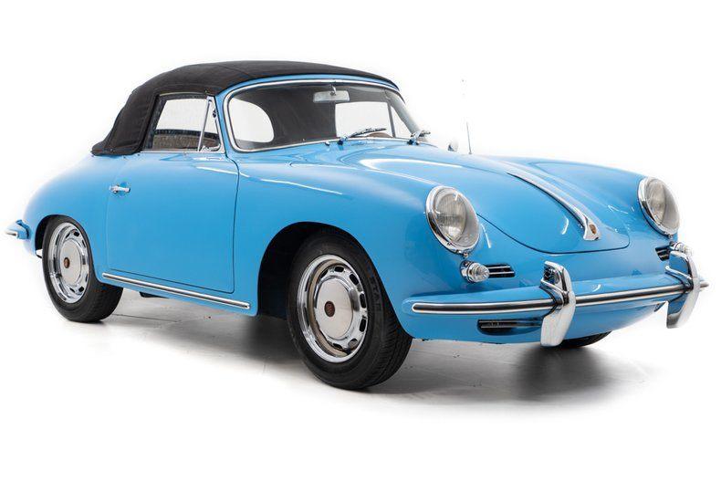 1964 356C Cabriolet picture #15