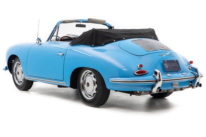 1964 356C Cabriolet picture #16