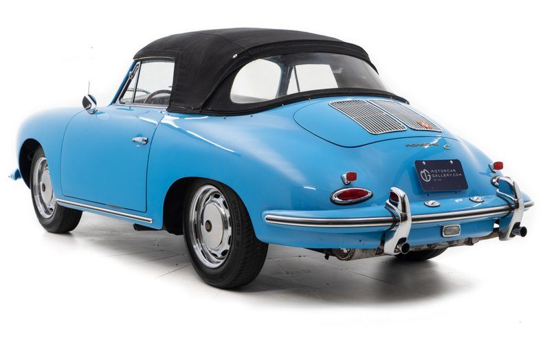 1964 356C Cabriolet picture #17