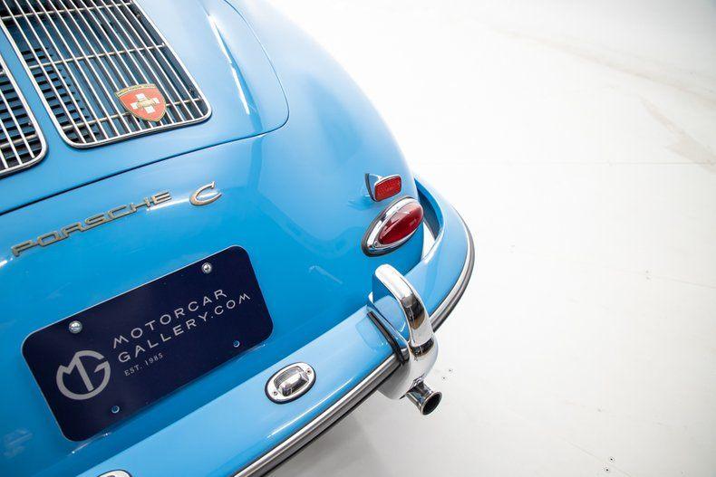 1964 356C Cabriolet picture #19