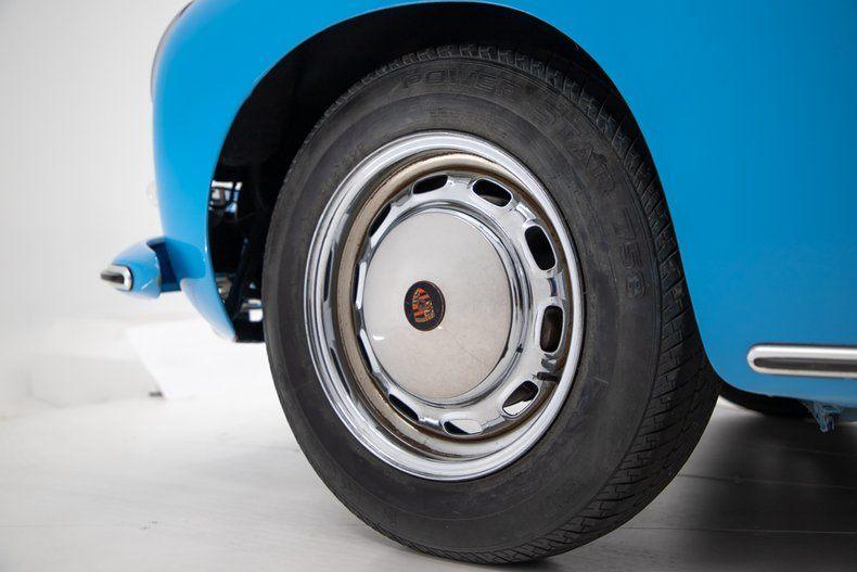 1964 356C Cabriolet picture #20